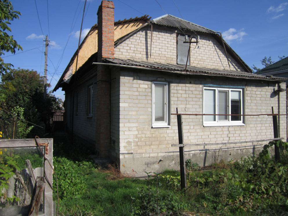Продам часть дома в Кременчуге. 40 кв.м. 5 сот. 9000$