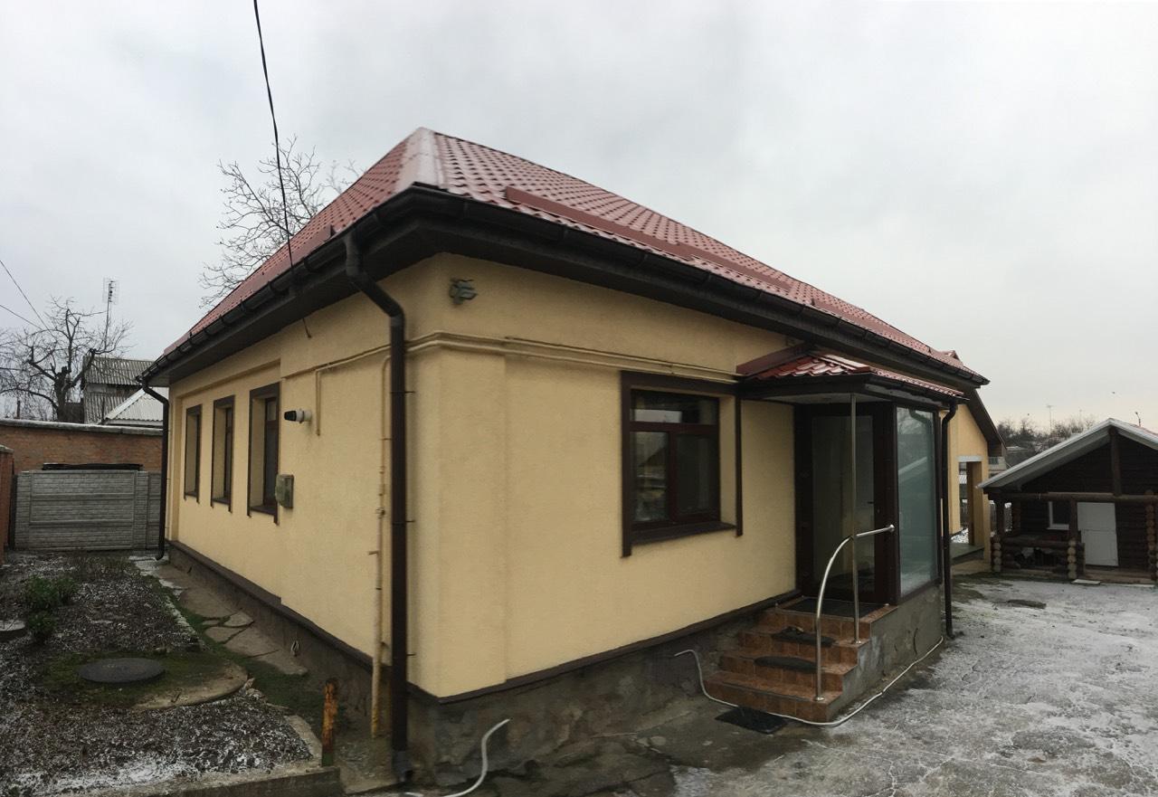 Продам дом в Кременчуге. 60 кв.м. Кап.ремонт. Сауна, гараж. 8 сот. 70 000$